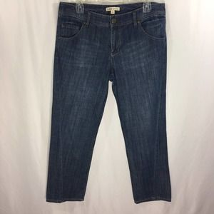 CAbi Jeans #640 Twisted Seam Size 8
